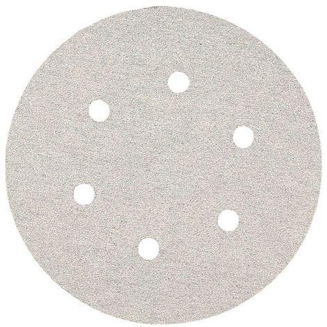 HIKOKI 753160 - Disco de Lija 150 mm grano 320 glue