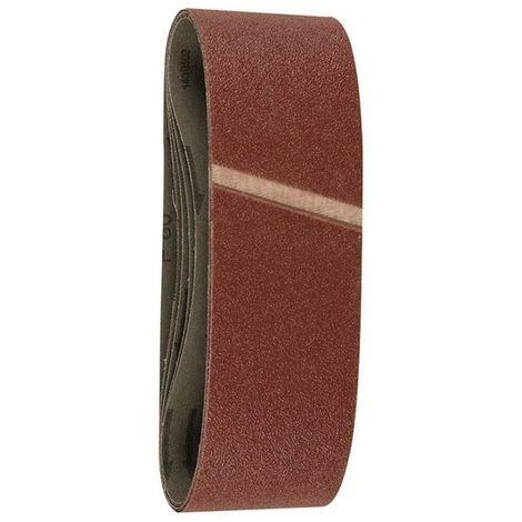 HIKOKI 753241 - Papel de lija para lijadoras de banda 76x533 mm grano 40