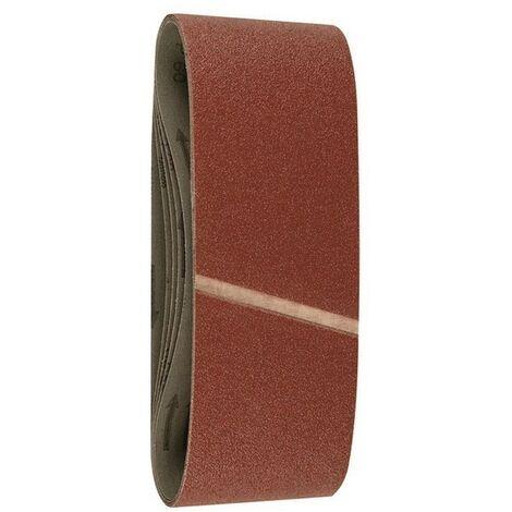 HIKOKI 753261 - papier de verre pour machines à poncer à bande grain 40 100x610mm