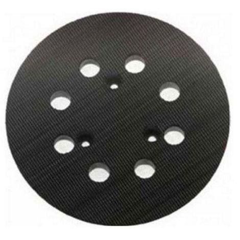 HIKOKI 753811 - Plato para disco de lija de Velcro 3 agujeros 125 mm