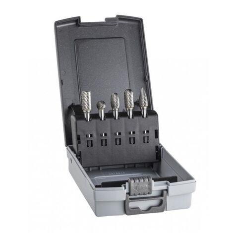 HiKOKI 780788 Fraise HM - 6mm - SET 5-PCS