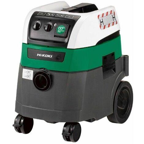 HiKOKI Aspirateur pour eau et poussières 35L, H-Classe - RP350YDHWAZ