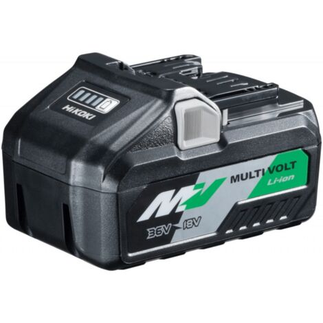 """main image of """"HiKoki BSL36A18 36V/18V MultiVolt 2.5Ah/5.0Ah Li-Ion Battery"""""""