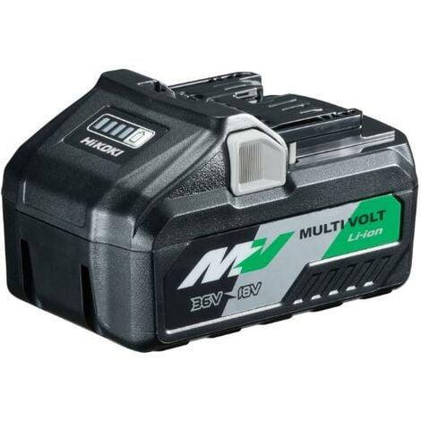Hikoki BSL36B18 36V/18V MultiVolt Li-Ion Battery 4.0Ah/8.0Ah