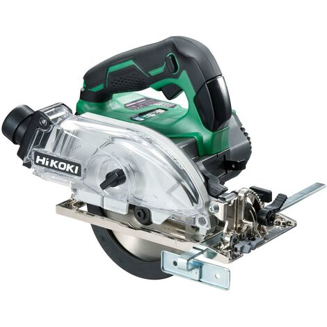 HiKOKI C3605DYA/J4Z 36V 125mm Multi Volt Dust Coll Circular Saw Body