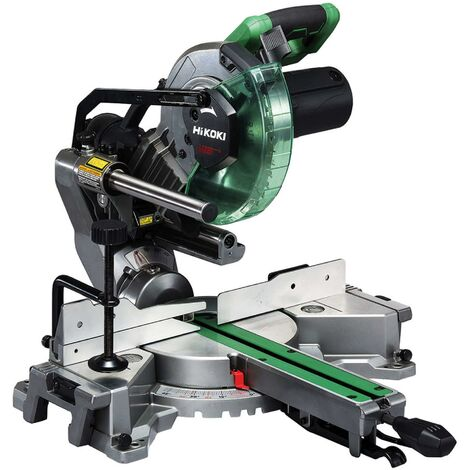 HiKOKI C8FSHG 216mm Slide Compound Mitre Saw 240v