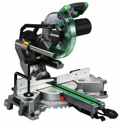 HiKOKI C8FSHG Slide Compound Mitre Saw 216mm 1100W 110V