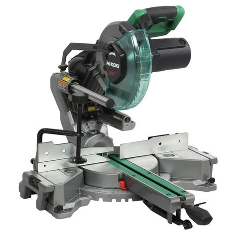HiKOKI C8FSHGJ2Z Slide Compound Mitre Saw 216mm 110V:110V