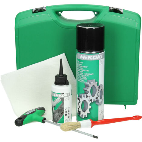HiKOKI Cleaning Kit for Gas Nailer NT65 & NR90GC - 714800