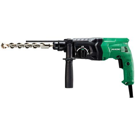 HiKOKI DH24PX2 SDS-Plus Rotary Demolition Hammer Drill 240v