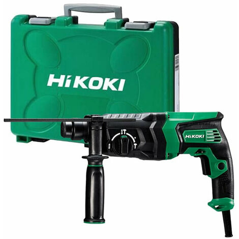 Hikoki DH26PX2 SDS+ Rotary Hammer Drill 830W 240V
