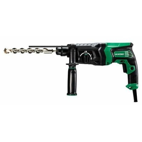 HiKOKI DH26PX2J1Z SDS Plus Rotary Hammer Drill 830W 240V