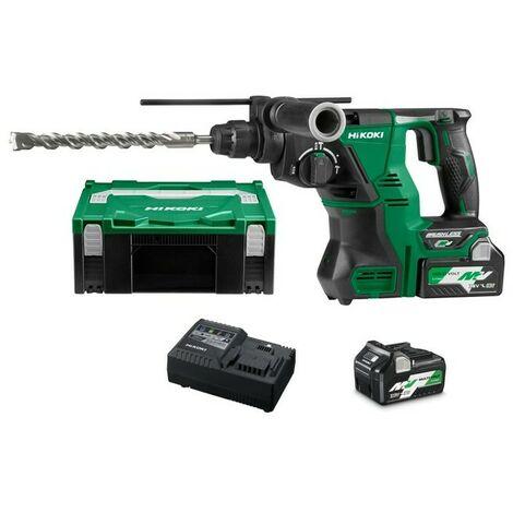 HiKOKI DH36DPAWRZ Perforateur sans fil - 36 V - 2.5 Ah - 3 J (EPTA 05)