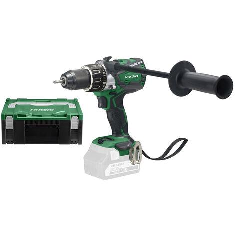 HiKOKI DS18DBL2W2Z Perceuse visseuse sans fil - 18 V - 136 Nm