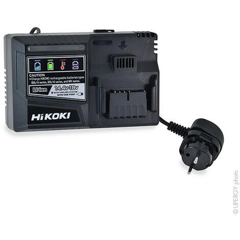 Hikoki - Hikoki - Chargeur Hikoki 14.4V-18V Li-Ion