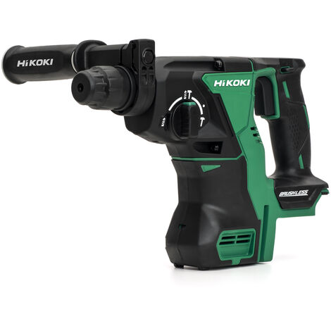 HiKOKI / Hitachi DH18DBL 18V Brushless SDS Plus Rotary Hammer Drill - Bare Unit - DH18DBL