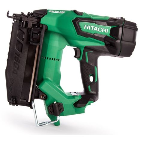 HiKOKI NT1865DBSL/W4 16GA Brushless Straight Finish Nailer Body Only