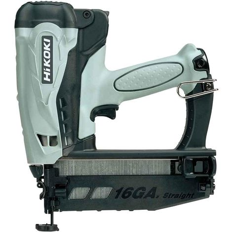 HiKOKI NT65GS 2nd Fix Gas Finish Nailer 2x1.5Ah Li-Ion Batts