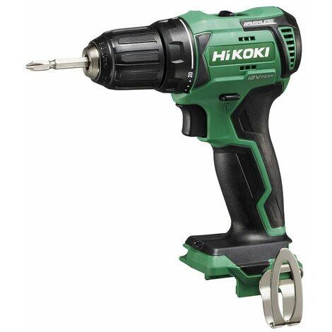 HiKOKI Perceuse visseuse sans fil 12V PEAK, 38 Nm, sans batterie ni chargeur - DS12DDW4Z