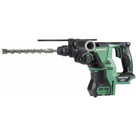 HiKOKI Perforateur Burineur sans fil, 36V, DH36DPA, sans batterie, sans chargeur, HSC IV - DH36DPAW2Z