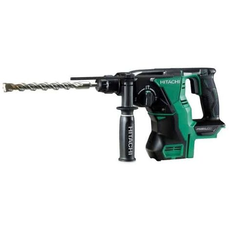 HIKOKI Perforateur burineur SDS-Plus 18V - DH18DBSL (solo HC)