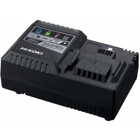 HiKOKI UC18YSL3 Rapid Smart Charger for Slide Li-ion Battery 14.4-18V