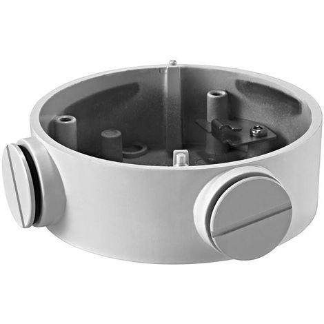 Hikvision DS-1260ZJ junction box for tube camera - aluminium
