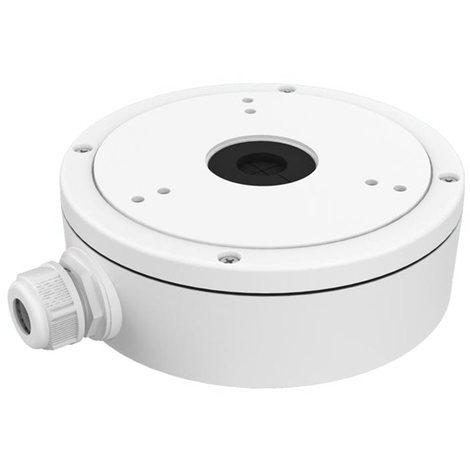 HIKVISION DS-1280ZJ-S TVCC CCTV video surveillance Rear Box, ALUMINUM , white color,