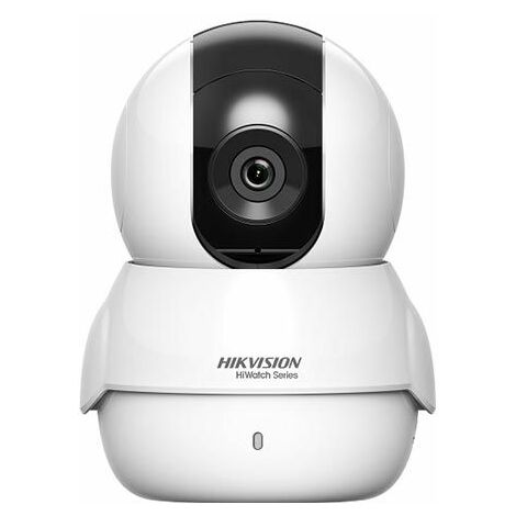 Hikvision HWC-P120-D/W Hiwatch Mini Network PT dome ip-cam wifi hd 1080p 2Mpx 2.8mm audio slot sd plastica IP20
