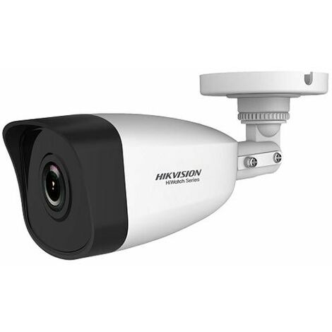 Hikvision HWI-B120H Hiwatch series caméra bullet IP hd 1080p 2Mpx 2.8mm h.265+ poe osd IP67