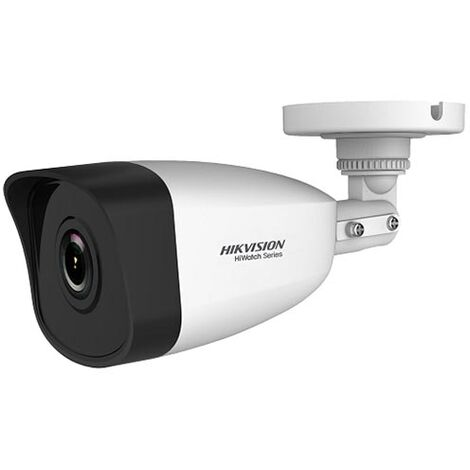 Hikvision HWI-B140H-M Hiwatch series caméra bullet IP hd+ 4Mpx 2.8mm h.265+ poe osd IP67