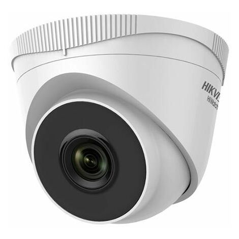 Hikvision HWI-T221H Hiwatch series caméra dôme IP full hd 1080p 2Mpx 2.8mm h.265+ poe osd IP67