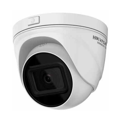 Hikvision HWI-T621H-Z Hiwatch series caméra dôme IP full hd 1080p 2Mpx motozoom 2.8~12mm h.265+ poe slot sd IP67