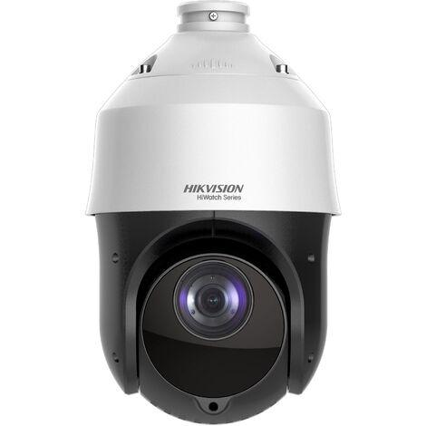 Hikvision HWP-N4425IH-DE - Caméra IP dôme PTZ 4MP 80°/s avec Vision nocturne 100m et Zoom optique x25 - Blanc