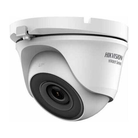 Hikvision HWT-T120-M Hiwatch series Caméra dôme 4in1 TVI/AHD/CVI/CVBS hd 1080p 2Mpx 2.8mm osd IP66