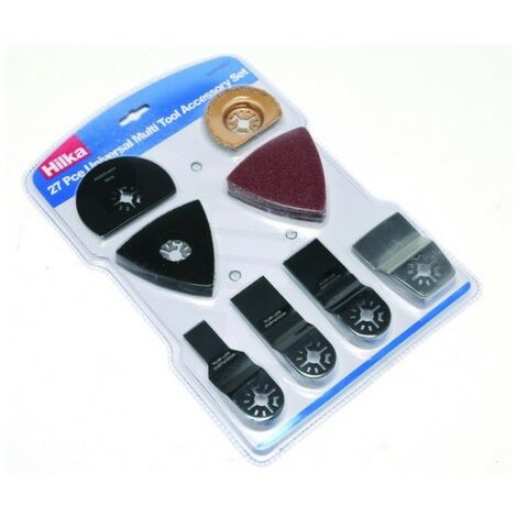 Hilka 50910027 Multi Tool Set 27 Piece