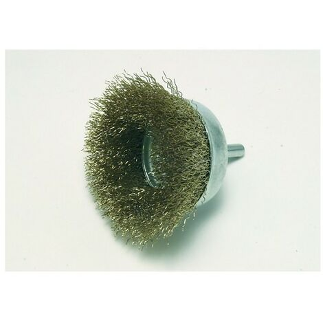 """Hilka 51950003 Wire Cup Brush 75mm 3"""""""