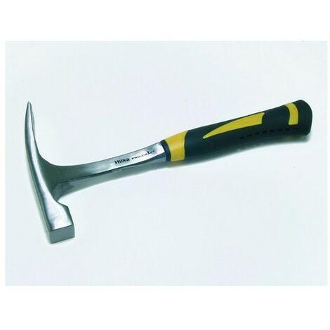 Hilka 60500600 Brick Hammer 600g All Steel Shaft Soft Grip