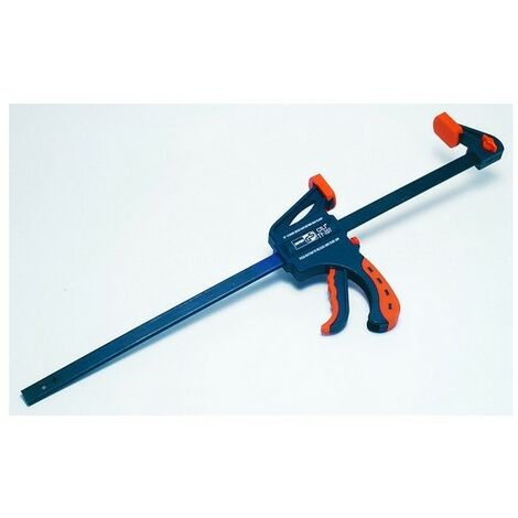 """Hilka 64020724 Quick Release Heavy Duty Bar Clamp and Spreader 24"""" (600mm)"""