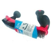 Hilka 68003205 Two Hand Wire Brush 5 Row