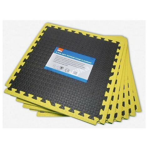 Hilka 77100006 Grip Matting 6 Piece Covers 2.23 Metres Squared