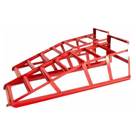 Hilka 82340010 2 Tonne Car Ramps