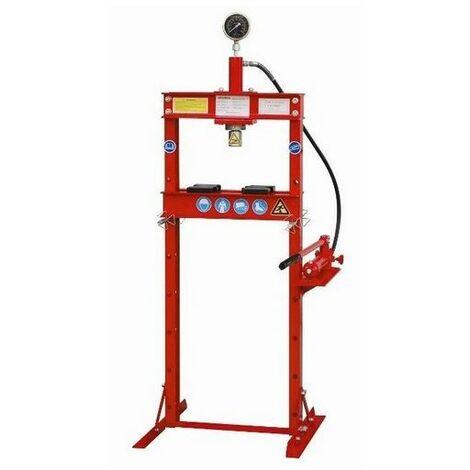 Hilka 82950012 12 Tonne Bench Shop Press