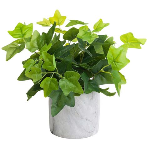 Hill Interiors Artificial Ivy House Plant (One Size) (Green)
