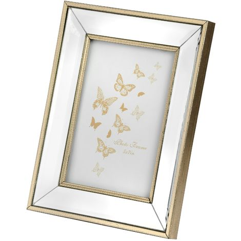 Hill Interiors Rectangle Bordered Photo Frame