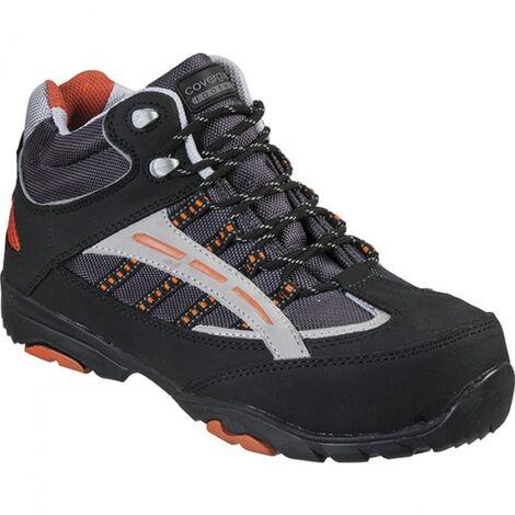 jolie et colorée chaussures de course nouveau design HILLITE chaussures de sécurité composite S1P haute Coverguard