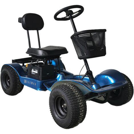 Hillman Hunter GT Sport Blue Golf Buggy