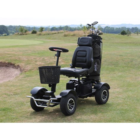 """main image of """"Hillman Panther GT Sport Golf Buggy"""""""