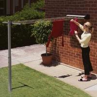 Hills Extenda Retractable Washing Line Post Kit