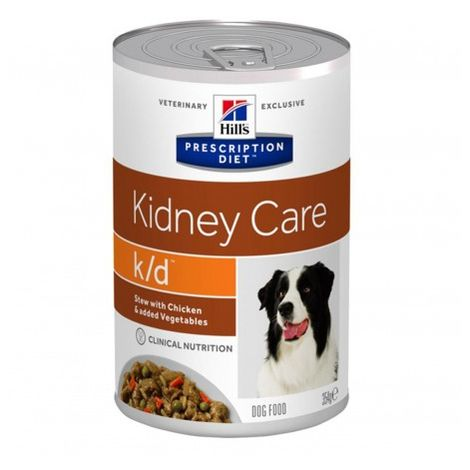 Hills Prescription Diet Canine K/D (Lata) (12x370g)